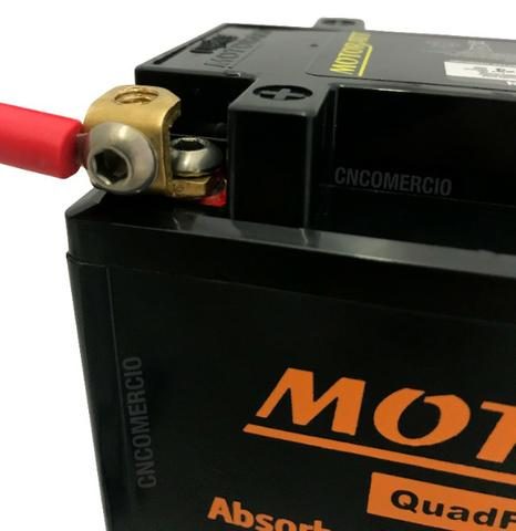 Bateria Motobatt Hd Sportster 883/1200 Bmw R1200 Gs 05-12 Hayabusa 1300 Mbtx12u Ytx14hbs - Foto 5