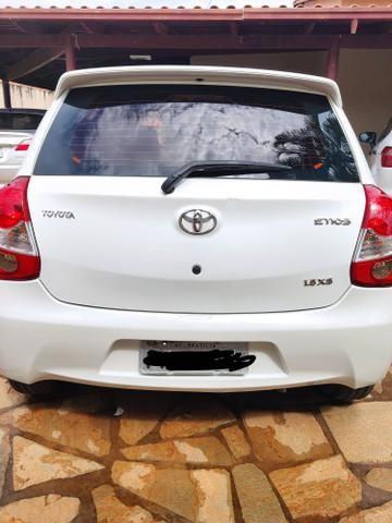 Toyota Etios XS 1.5 flex - Foto 2