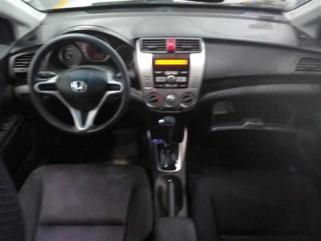 Honda City 1.5 LX 16v Flex 4p Automático 2012 - Foto 5