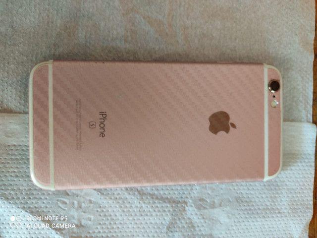 iPhone 6s 32 gb tá bem conservado  - Foto 4