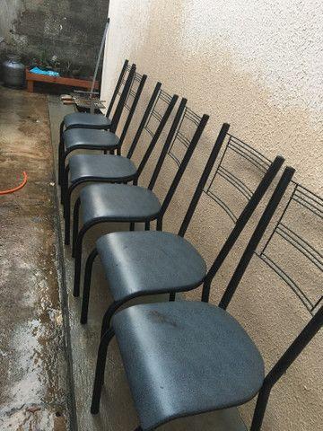 Mesa de jantar 6 cadeiras em Ji-Paraná. - Foto 4