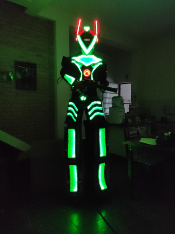 Robô De Led - Foto 4