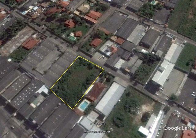Terreno 2640M2 em Lauro d Freitas plano murado 3 mts d altura - Foto 3