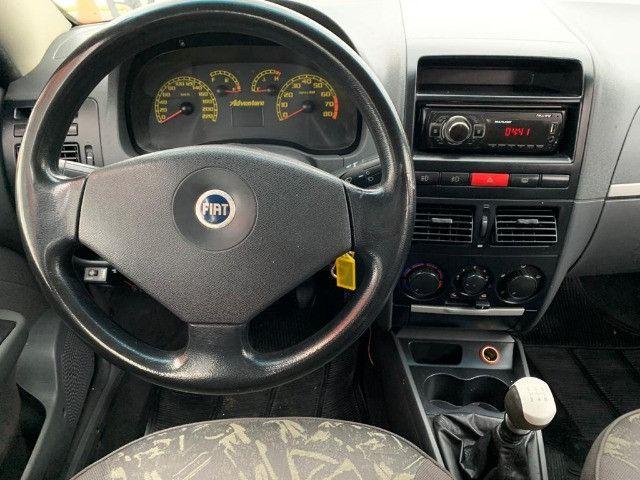 Fiat Palio Weekend 1.8 Adventure 2005 com GNV Regularizado - Foto 9