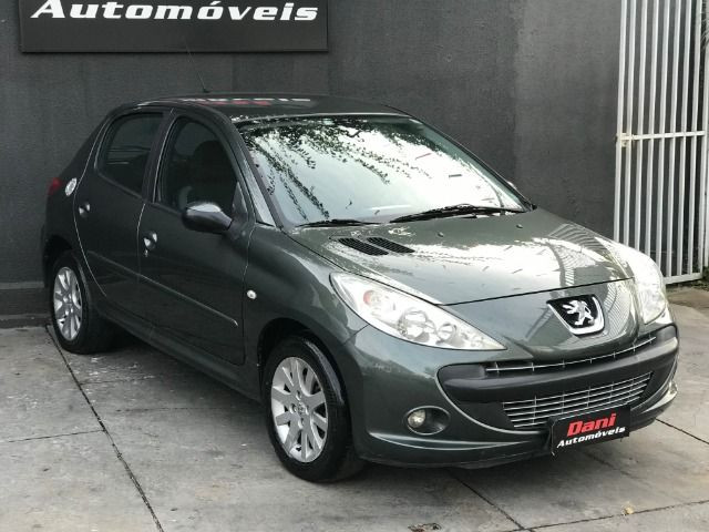 Peugeot 207 XS 1.6 Aut. - (flex) 2011