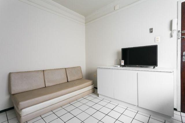 Apartamento 12 A, com sl e quarto, completo com WI-FI - mobiliado - - Foto 2