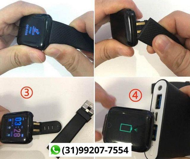 Relógio Inteligente Smartwatch D20 - Foto 5