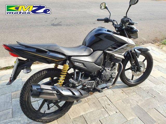 Yamaha Ys 150 Fazer Sed 2018 Preta com 39.000 km - Foto 12