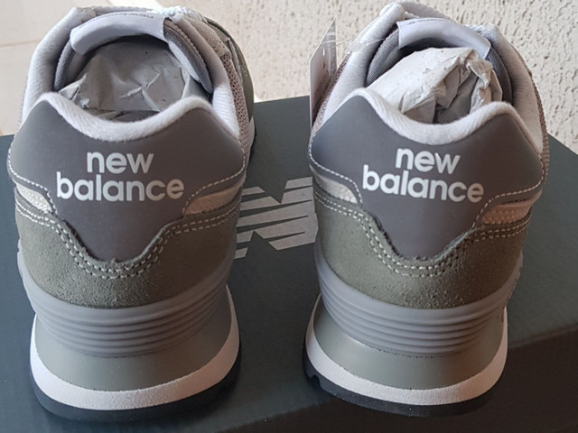 New Balance 574 Feminino nº 37 (sem trocas) - Foto 2
