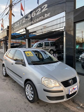 Polo 1.6 hatch 2008 Completo
