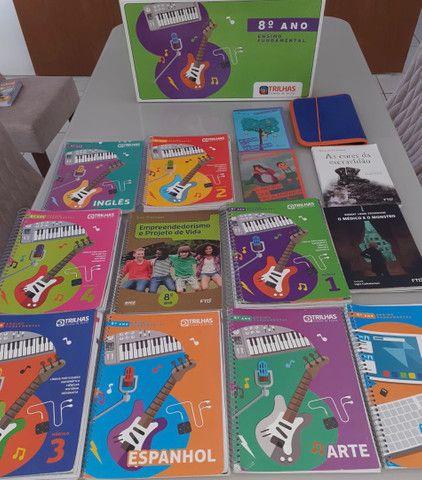 Livros sistema Trilhas 8 Ano  - Foto 2