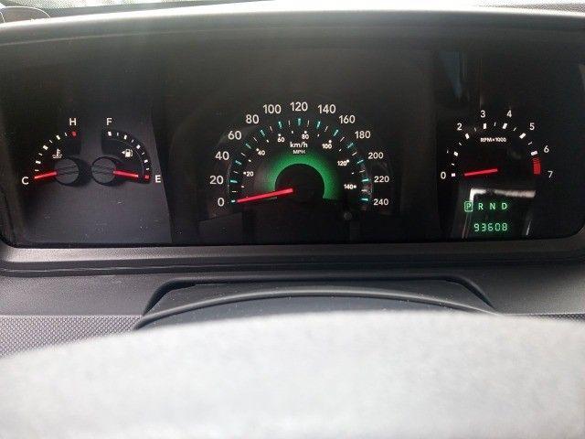 Dodge Journey 2010 Se 2.7 v6 aut/tip+toplinha+couro+cdmp3+revisada+novíssima!!! - Foto 20