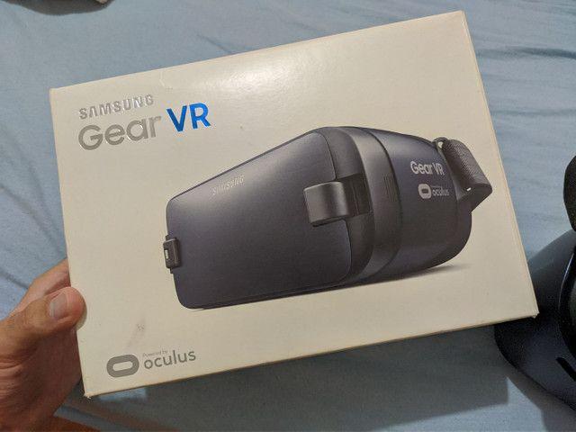 Samsung Oculus Gear VR Realidade Virtual