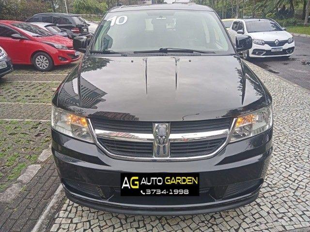 Dodge Journey 2010 Se 2.7 v6 aut/tip+toplinha+couro+cdmp3+revisada+novíssima!!! - Foto 3