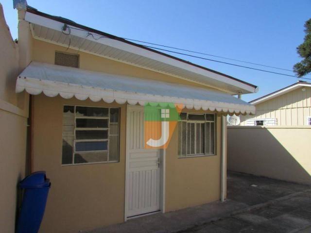Casa com 1 dormitório para alugar, 50 m² por R$ 890,00/mês - Uberaba - Curitiba/PR - Foto 10