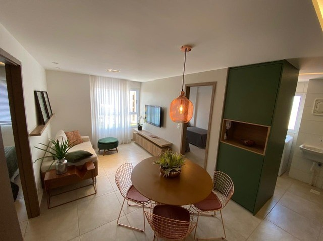 Apartamentos de 2 quartos Minha Casa Minha Vida - Entrada Facilitada - Taxas Grátis