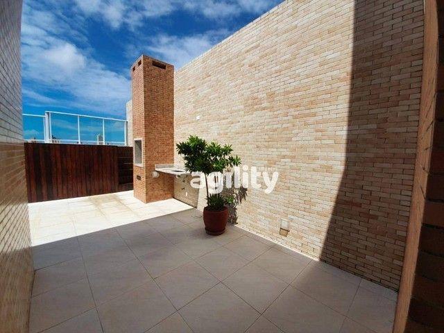 Cobertura com 4 dormitórios à venda, 160 m² por R$ 755.000,00 - Capim Macio - Natal/RN - Foto 9