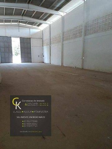 Galpão Comercial - Próximo ao Crematório, 400m², fácil acesso pela BR 230 - Foto 3