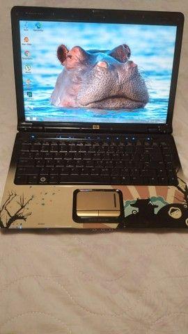 Vendo notebook HP ou troco. - Foto 6