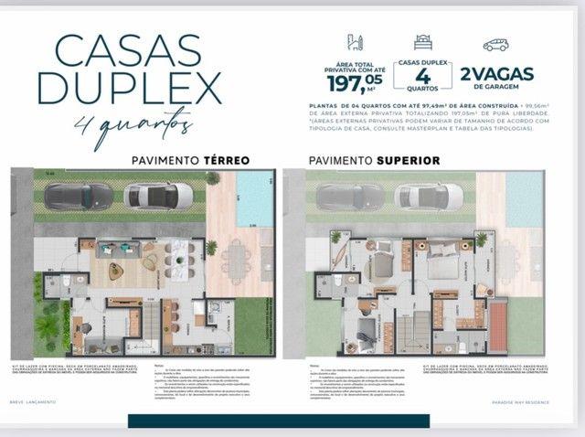 FS- Lançamento de Casas Duplex ao lado do Terras Alphaville  - Foto 2