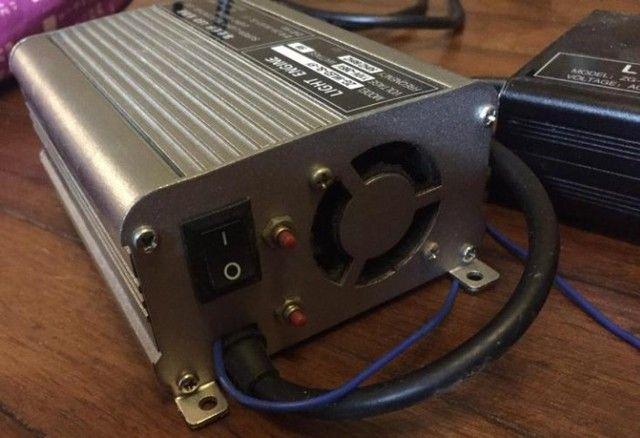 Motor de Luz RGB de Led e Fibra ótica. - Foto 4