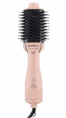 Escova secadora de cabelo Infrared tourmaline - Foto 2