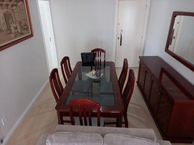 apartamento mobiliado 1 suite + 1 dorm -  - Foto 5