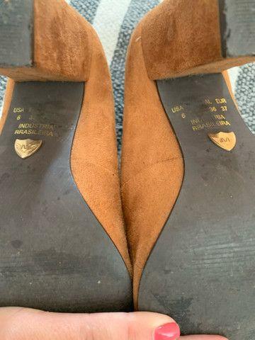 Sapato nobuck M.Oficcer - Foto 5
