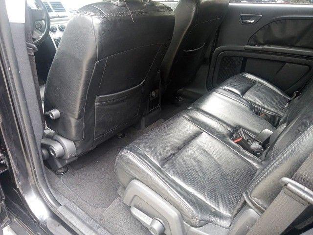 Dodge Journey 2010 Se 2.7 v6 aut/tip+toplinha+couro+cdmp3+revisada+novíssima!!! - Foto 10