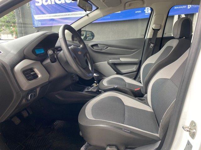 Chevrolet  ONIX LS 1.0 flex  2016  único dono  ( 1 ano de garantia ) - Foto 8
