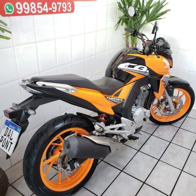 Honda CB 250 Twister 2019 ABS (2500km) - Foto 3