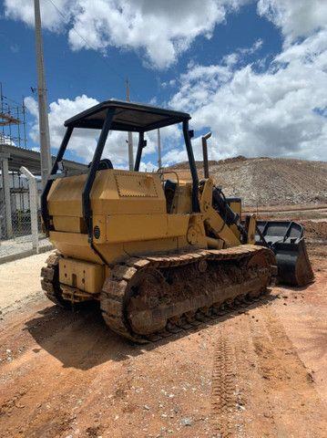 TRATOR de Esteira Caterpillar 955 Lps- D5 - Foto 2