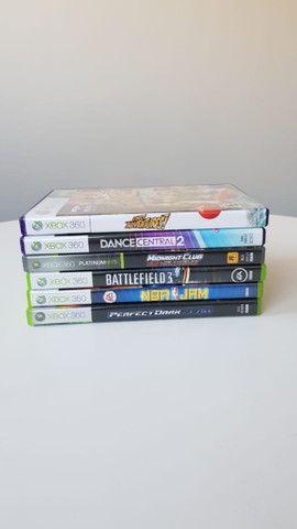 Jogos para Xbox - Preço por unidade