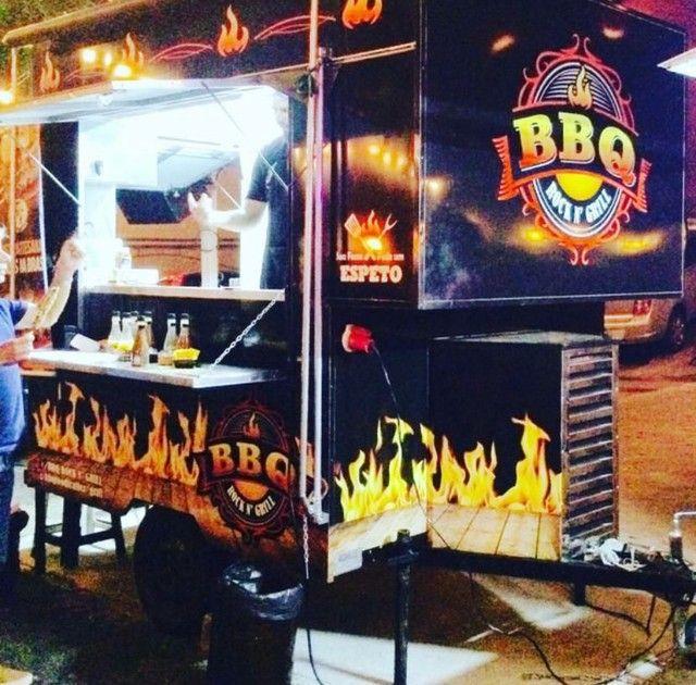 Vendo ou troco trailer churrasco - Foto 5