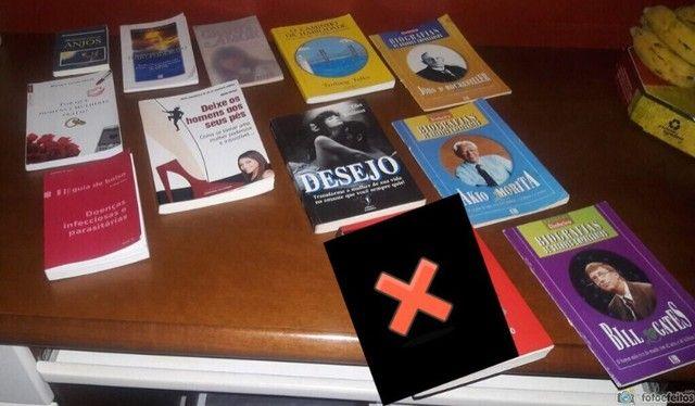 9 Livros Diversos por R$2,00 cada