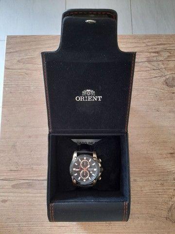 Relógio Orient Original - Foto 6