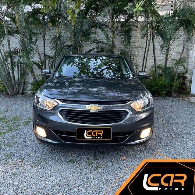 Chevrolet COBALT LTZ 1.8 / AUTOMÁTICO / HIPER NOVO/ c Gás G5/ novo - Foto 3