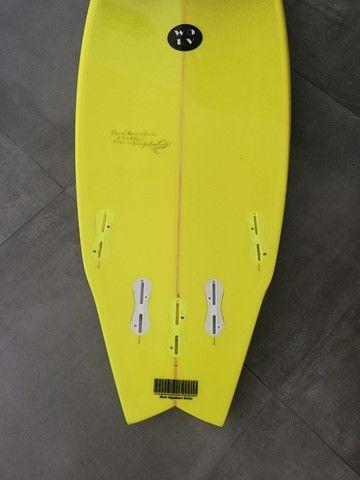 Prancha de surf 5'8 - 5.8 nova - Foto 2