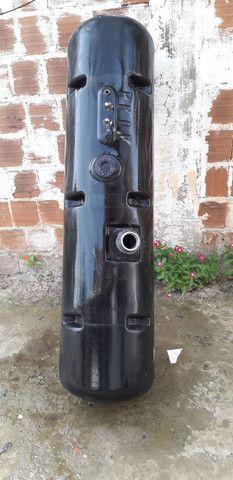 Tanque de combustível Caminhão  210 litros - Foto 2