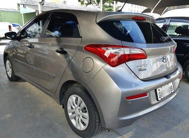 Hyundai HB20 Comf Plus 1.0 Flex - 54 Mil km - Foto 4