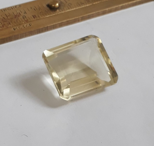 Quartzo Greengold Retangular Natural - Foto 2