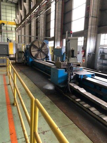 Torno CNC  1700 mm x 12000 mm - Foto 3