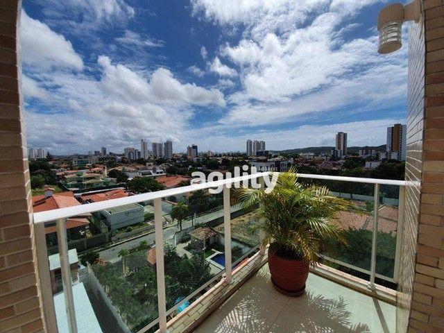 Cobertura com 4 dormitórios à venda, 160 m² por R$ 755.000,00 - Capim Macio - Natal/RN - Foto 13