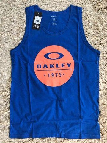 Camiseta regata Oakley  - Foto 4