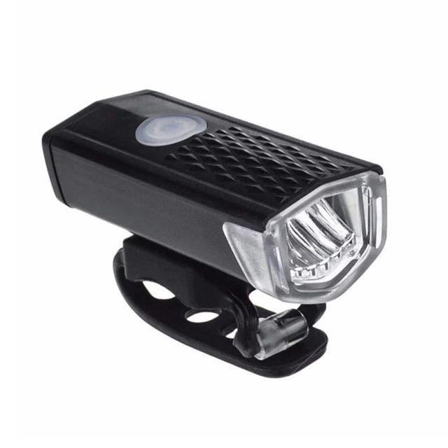 Farol Bicicleta - Luz Ciclismo MTB - Lanterna Bike Recarregável - Sinalizador Dianteiro - Foto 2
