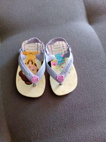 Sapatinhos de bebê menina  - Foto 3