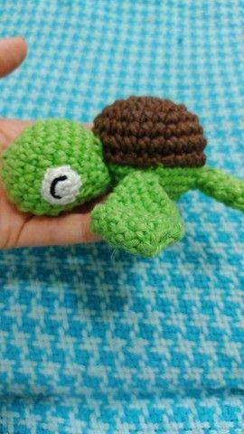 Tartaruga amigurumi  - Foto 2