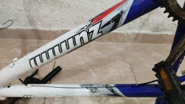 Quadro completo bike ARO 24