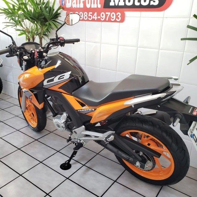 Honda CB 250 Twister 2019 ABS (2500km) - Foto 5