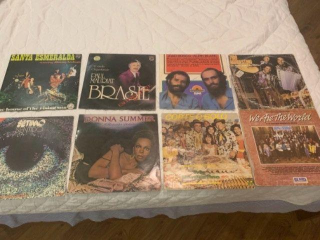 Lote de 100 discos - Foto 5